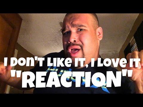 "Flo Rida Feat. Robin Thicke - I Don't Like It, I Love It ""REACTION"""