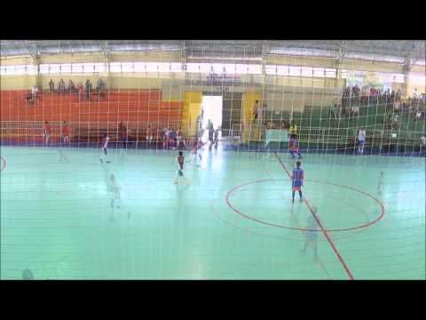 liga leste x itapevi sub12 8ª de finais jg1 26/10/2014