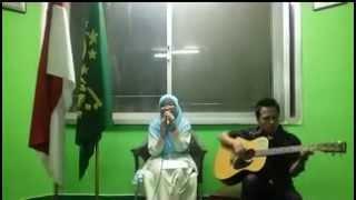 Kun Anta - Humood Elkhudher | acoustic cover by PCINU Mesir.