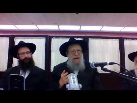 Farbrengen Yud Beis Tammuz With Rabbi Nosson Gurary, Part 1 5779