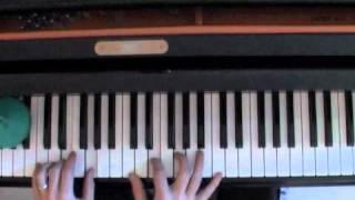 Salsa Piano Montuno Lesson#1