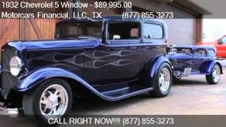 1932 Chevrolet 5 Window Hot Rod With Trailer Coupe for sale