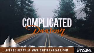 Complicated - Inspiring Piano Guitar Beat | Prod. by Dansonn