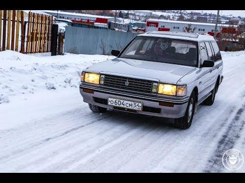 Царский  универсал из 80 х Toyota Crown Super Saloon