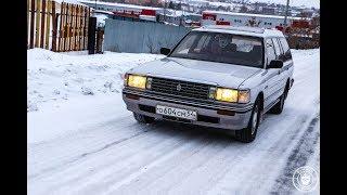 Toyota Crown Super Saloon Царский универсал из 80-х