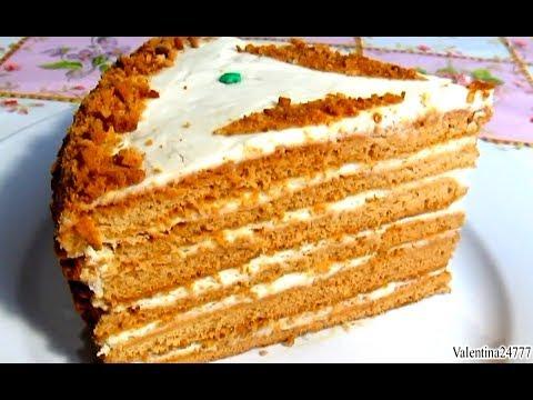 ОоЧень Вкусный Торт Наполеон. Рецепты Тортов.Рецепты Вкусной Выпечки.