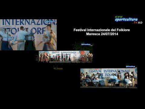 Festival Internazionale del Folklore di Maresca