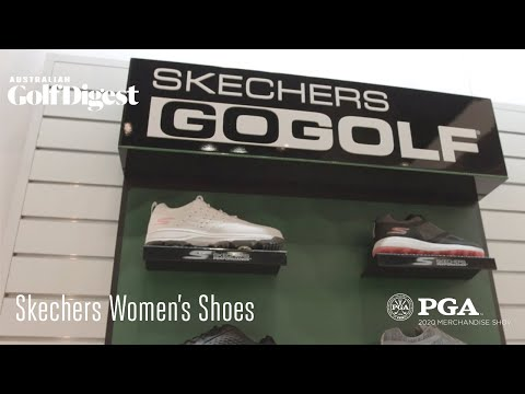 2020 PGA Show: Skechers women's shoes