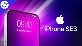 iPhone SE 3 LEAKED - Better than iPhone 13?