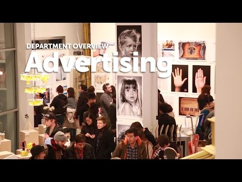 BFA Advertising at School of Visual Arts - Department Overview