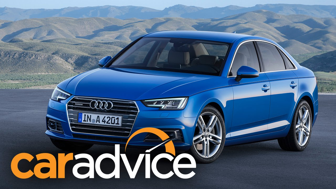 Cool 2016 Audi A4 Review  International Launch  YouTube