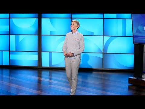 Ellen on What Makes America Great