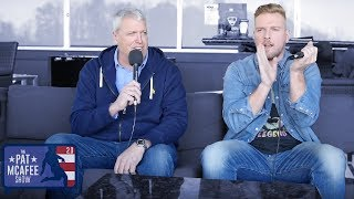Rex Ryan on The Pat McAfee Show: Full Interview