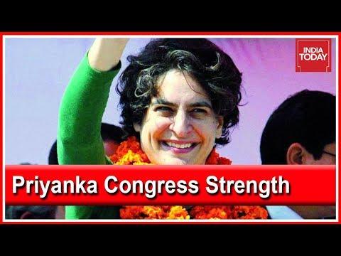 Priyanka Gandhi Vadra: Strength Of The Congress Party?