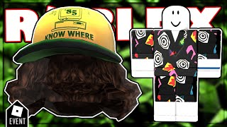 [LEAKS] ROBLOX NEW STRANGER THINGS PRIZES | ROBLOX EVENT 2021