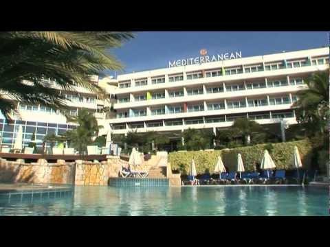 Mediterranean Beach Hotel general video