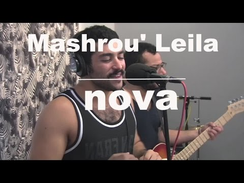Mashrou' Leila - live @ NOVA - YouTube