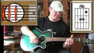 Sing - Travis - Acoustic Guitar Lesson