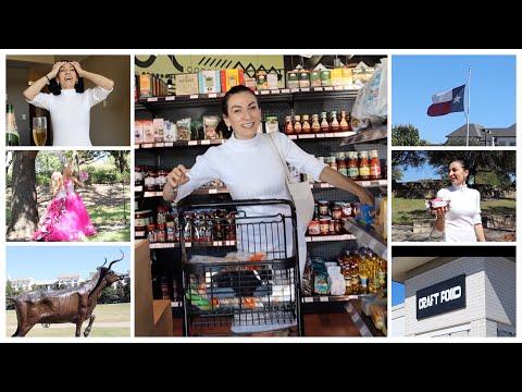 Русско Армянский Магазин в Техасе - Что Есть Что Нету - Эгине - Семейный Влог - Heghineh Vlogs