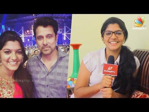 "Aparna Balamurali: ""A movie with Vikram is my dream""   Oru Muthassi Gadha"