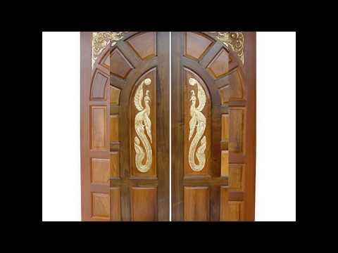 Best ,  Modern Front Door Designs  2018- / Top , Modern Wooden Door Designs for Home 2018