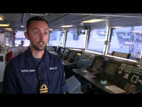 United Kingdom Hydrographic Office leading the way with navigation and geospatial data