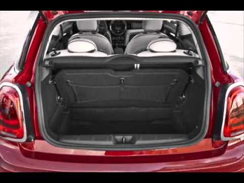 All New 2017 Mini Cooper Boot Cargo E