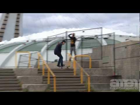 Skatetrip à Montréal