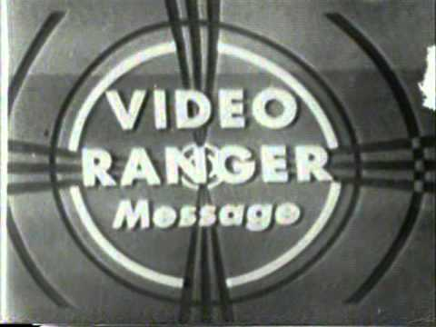 Captain Video And His Video Rangers TV  1949 Episode