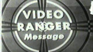 Captain Video And His Video Rangers TV Show 1949 Episode