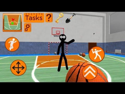 Stickman Neighbor. Teacher Escape (Android IOS Gameplay) | Pryszard Gaming