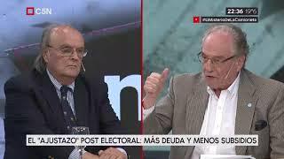 19-09-2017-Carlos Heller en C5N-Minuto Uno, con Gustavo Sylvestre (parte 2-3)