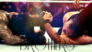 Roman Reigns x Dean Ambrose - Brothers