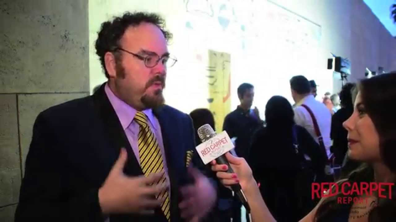 Jon Schnepp Director At The Premiere Of The Death Of Superman Lives What Happened Tdoslwh