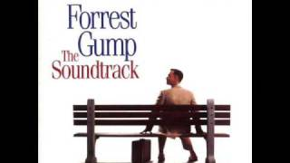 Repeat youtube video Forrest Gump Soundtrack