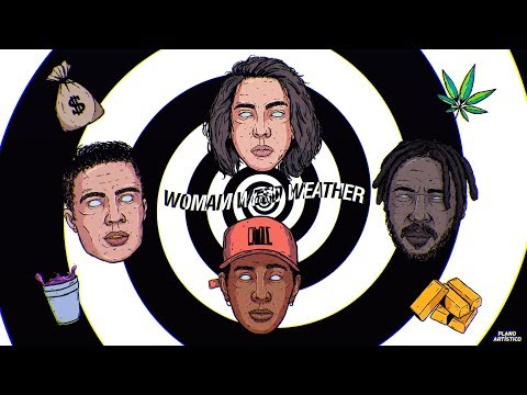 Crize | Woman Weed Weather