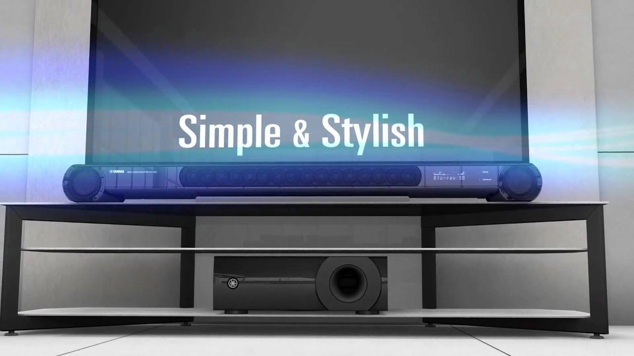 Yamaha Ysp Review Youtube