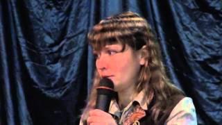Путятина Т. Вступит.речь на открытии фест.Тавале 2012