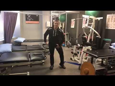 T Kicks   Balance + Groin Strengthening Exercise in One