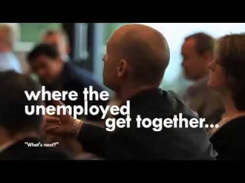 Glocal Problem: Unemployment ; Positive Solution: social network for the unemployed