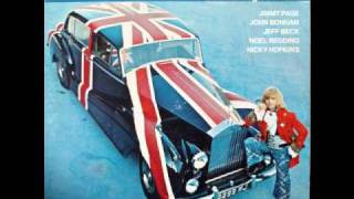 Screaming Lord Sutch - Union Jack Car