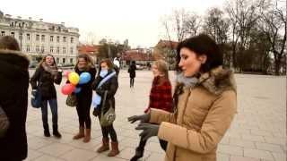 Выходные в Вильнюсе//Fin de semana en Vilnius