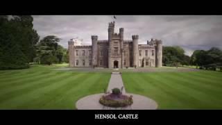 Hensol Castle Wedding, Francesca and Barry