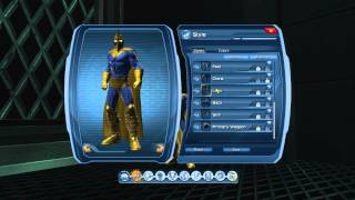 DCUO Level 30...Doctor Fate