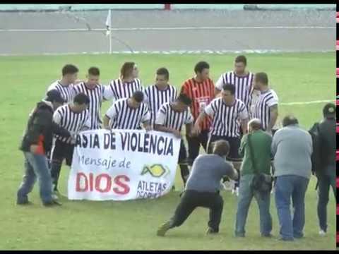 Bell  vs. Sportivo Norte, final del provincial de fútbol, Laboulaye campeón 2017