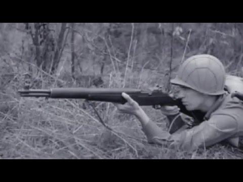 "Weaponology - ""M1 Carbine / M1 Garand"""