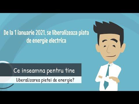 Electrica Furnizare - liberalizarea pietei de energie electrica