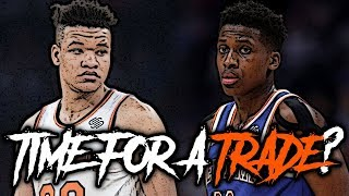 The Knicks Are Looking To Trade Frank Ntilikina & Kevin Knox Is A BUST!?