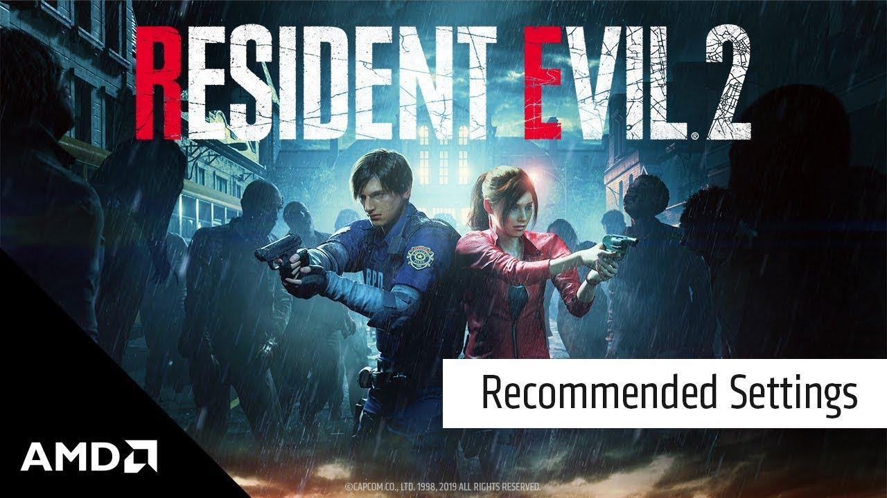 Resident Evil® 2   AMD