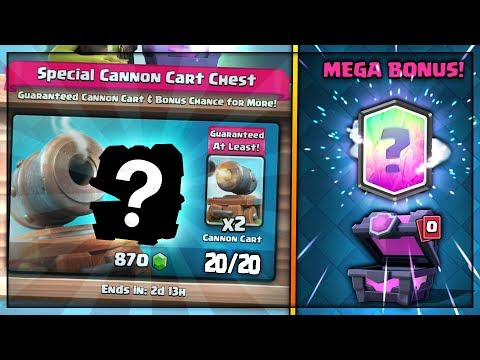 NEW MEGA BONUS & OPENING x20 NEW CARD SPECIAL OFFERS!   Clash Royale   BEST SPECIAL OFFER OPENING